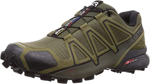 salomon men's speedcross 4 gtx trail 90