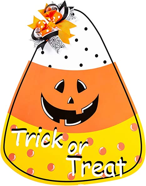 Candy Corn Set of 10 Halloween Decoration Wall Decals