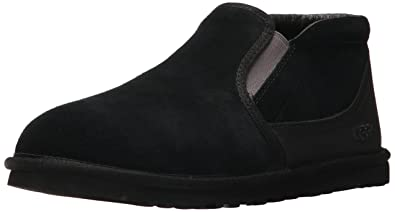 UGG Men's Rakel Slip-on Loafer, Black, ...