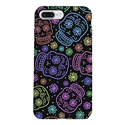 Amazon com: CafePress - Day of The Dead Pattern iPhone 7