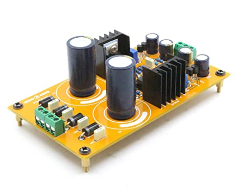 Amazon com: Assembled POWER-02 Adjustable pre-linear Power supply