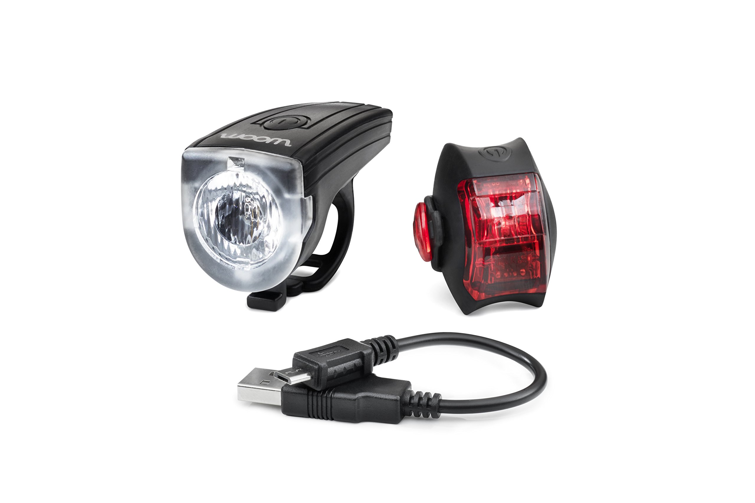 woom Bicycle Light Front/Rear