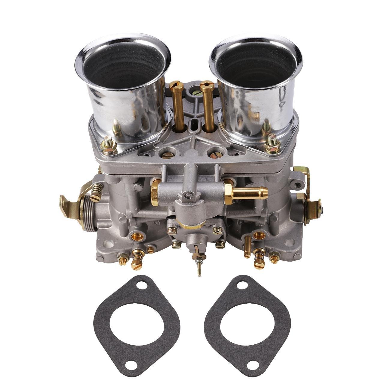 Amazon.com: Partol 2 Barrel Weber 40 IDF Carb Carburetor for Bug Volkswagen  Beetle VW Fiat Porsche - Manual Choke: Automotive