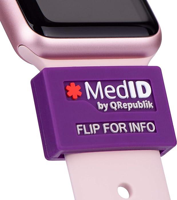 Qrepublik Sleeve Medical ID