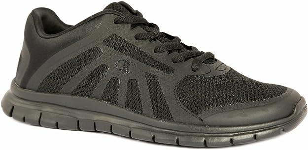 Champion Low Cut Shoe Alpha, Zapatos de Running de competición para Hombre, Negro, 40: Amazon.es: Deportes y aire libre