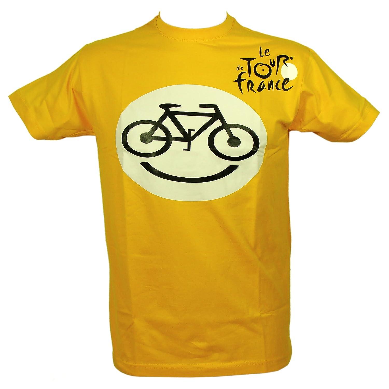 Le Tour de France - Official Tour de France 'Smiley' Collector T-Shirt