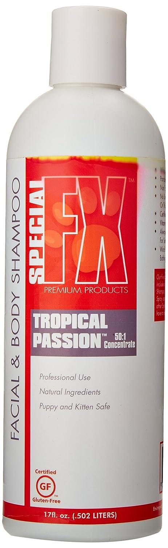 Tropical Passion Facial & Body Shampoo 17oz