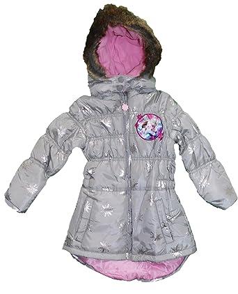 Manteau hiver reine des neiges