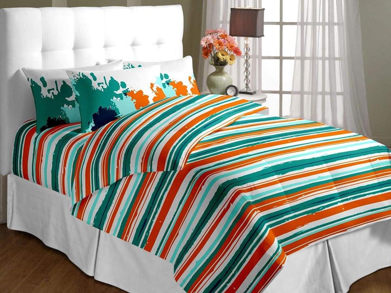 Trident Home Essentials Drap de lit Queen Size