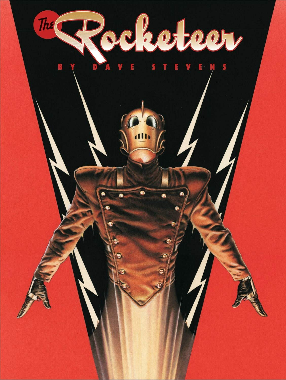 The Rocketeer: The Complete Deluxe Edition: Amazon.es: Stevens, Dave, Stevens, Dave: Libros en idiomas extranjeros