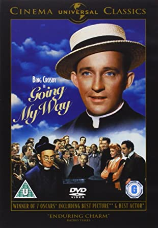 Image result for crosby going my way poster