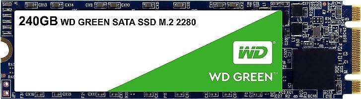 SSD WD Green 240 GB M.2 - WDS240G2G0B
