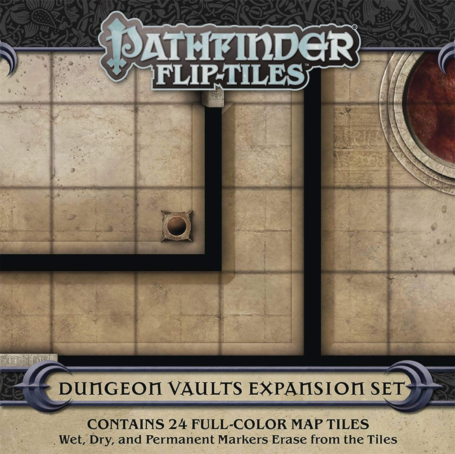 Pathfinder Flip-Tiles: Dungeon Vaults Expansion: Jason A. Engle, Stephen  Radney-MacFarland: 9781640781290: Amazon.com: Books