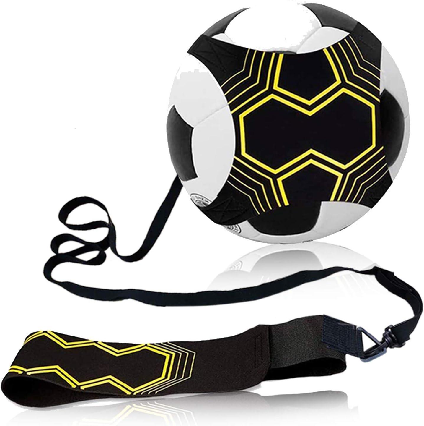 Kick Soccer Football Trainer Training Aid Practice Skills Adult Sport Equipment