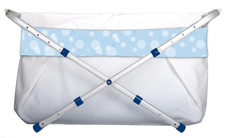 Bibabad - Bañera-asiento de baño, color azul BIBABAIN