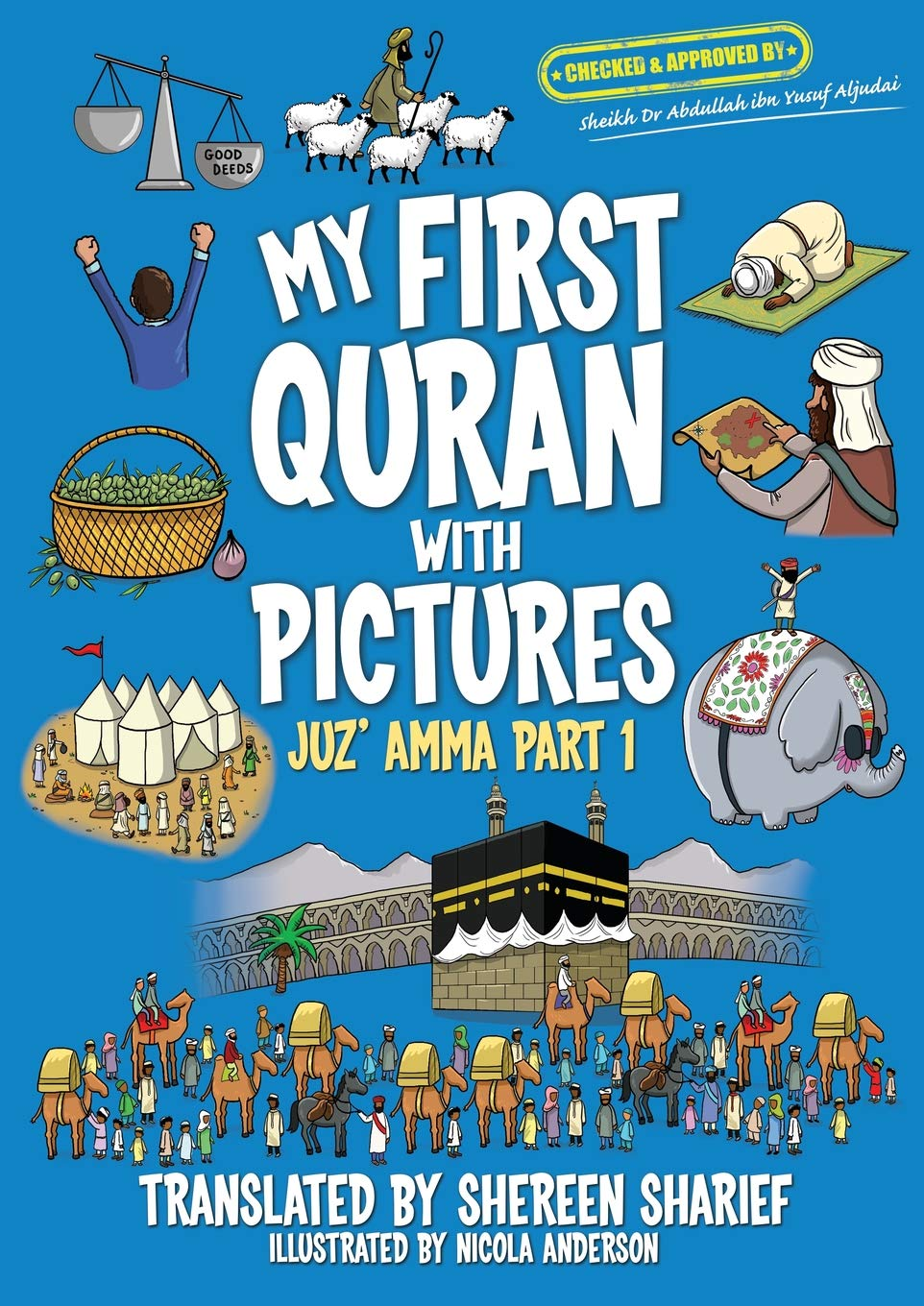 My First Quran With Pictures: Juz' Amma Part 1: Amazon co uk