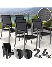 Chaises de table de jardin : Amazon.fr