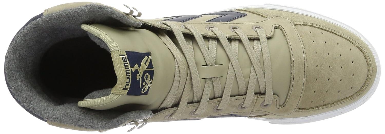 Hummel Unisex-Erwachsene High-Top Stadil Winter Sneaker High-Top Unisex-Erwachsene Beige (Chinchilla) 6864fe