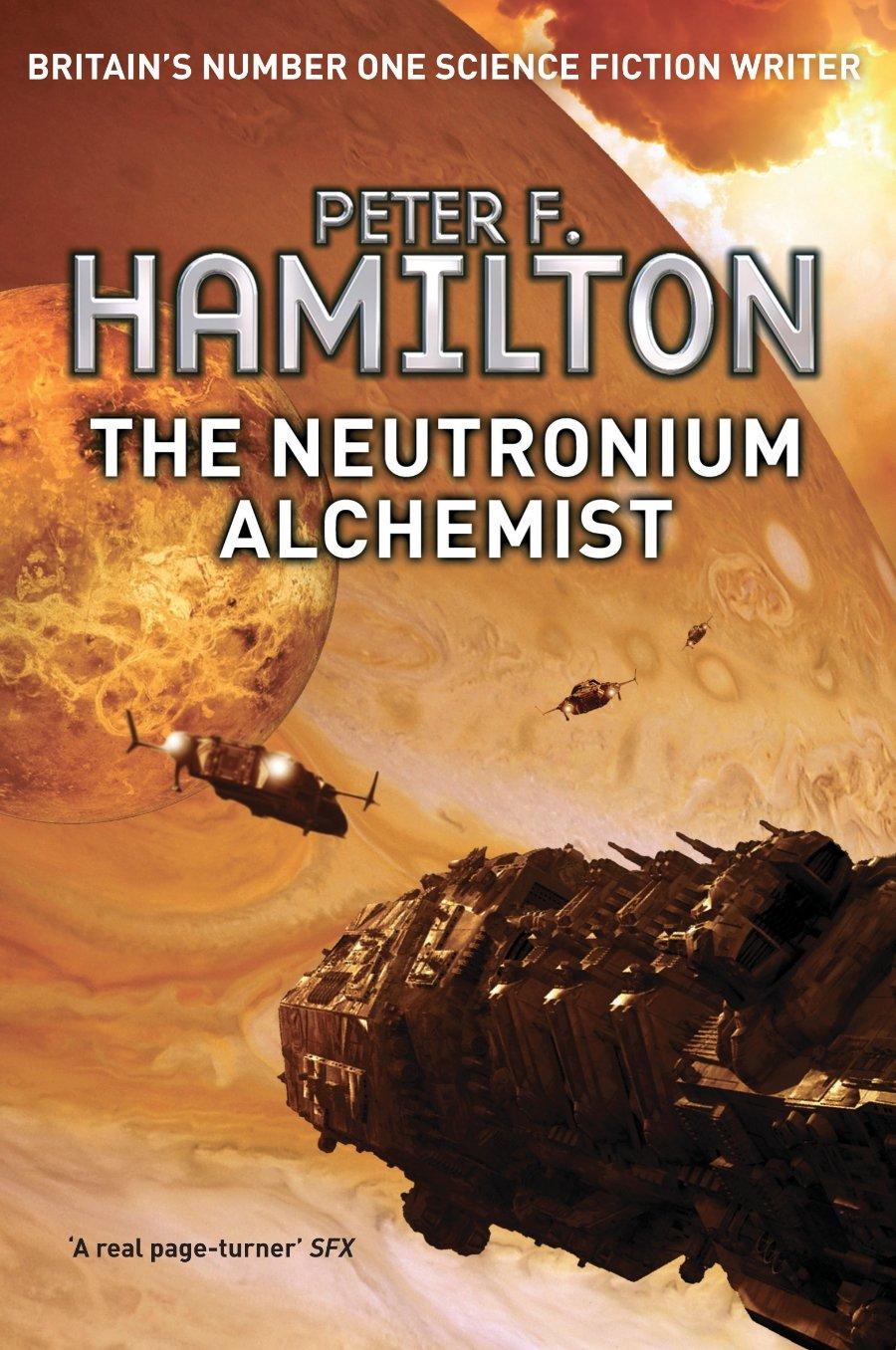 The Neutronium Alchemist (The Night's Dawn trilogy, Band 2)