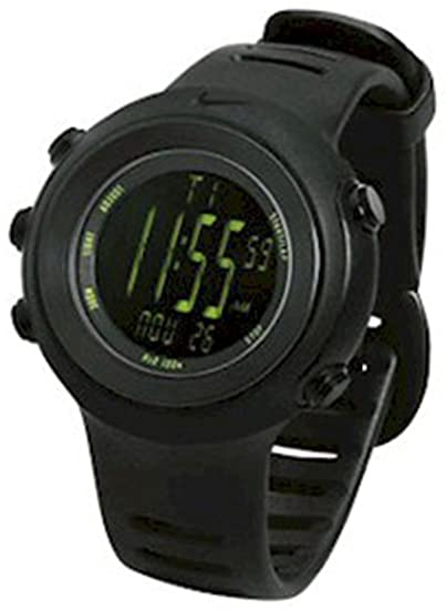 Nike WA0033-001 Hombres Relojes