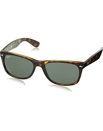 c0d140251a2 Ray-Ban Men s 0RB2132 Square Sunglasses