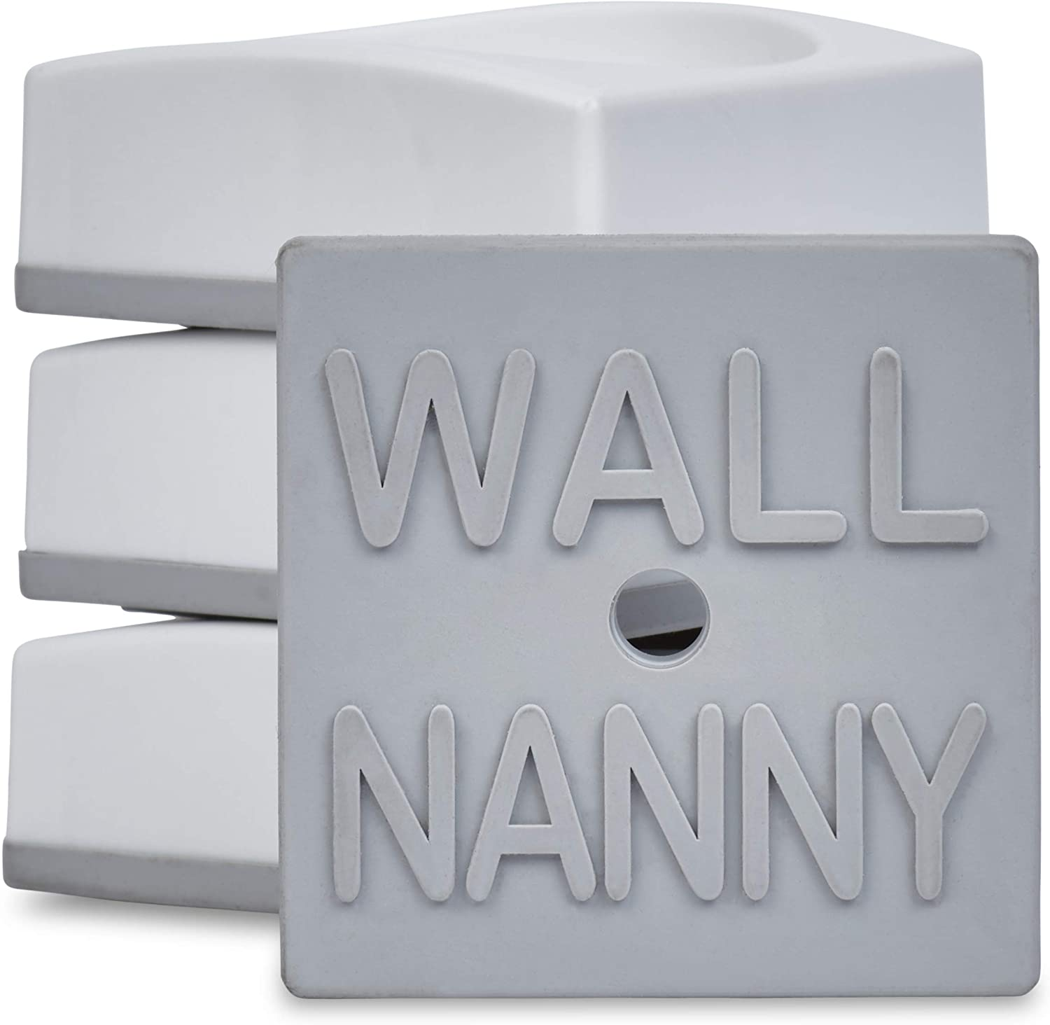 Baby Gate Wall Paint Protector Guards for Pressure fit Gates 2 or 4 Pack
