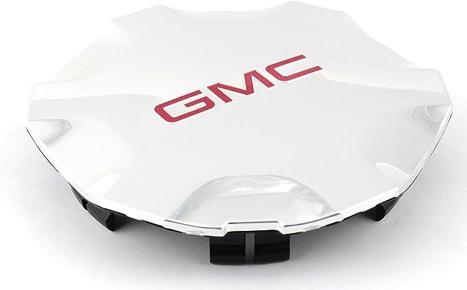 2007-2009 GMC ENVOY 18 INCH 6-SPOKE ALUMINUM WHEEL HUB CENTER CAP NEW
