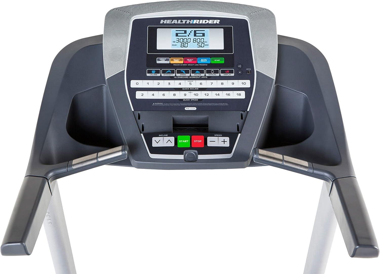 HealthRider h95t cinta de correr: Amazon.es: Deportes y aire libre