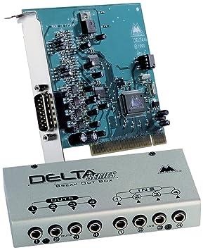 Pinnacle Delta 44 Interno 4.0 Canales PCI - Tarjeta de ...