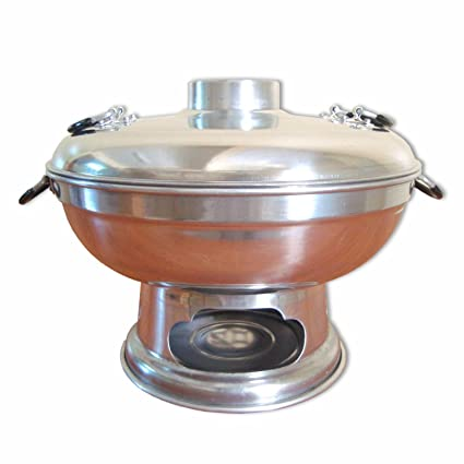 Thai soup tureen, tom yam, soup hot pot, serving dish, imported from
