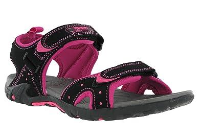 2fa384ace488 Womens Northwest Territory Orlando Walking Sports Velcro Open Toe Sandals  UK 4-8 (UK