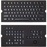 Corsair Pbt Double-Shot Keycaps Full 104/105-Keyset - RGB & Backlit Compatible – for Mechanical Keyboards - FPS MOBA MMO…