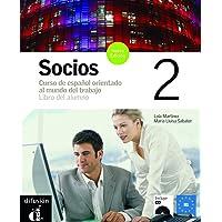 Socios: Libro del alumno 2 + CD