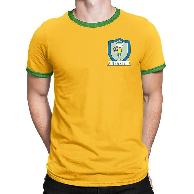 Amazon.com: FC Liga - Camiseta de fútbol para hombre, diseño ...