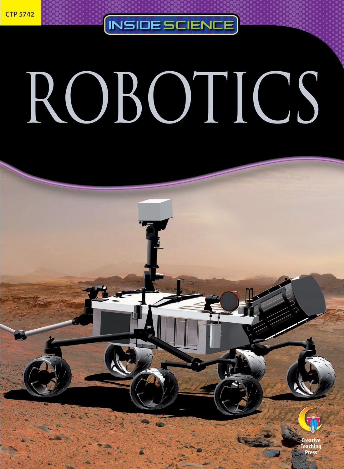 Download ROBOTICS, INSIDE SCIENCE READERS (Inside Science: Science and Technology) pdf epub