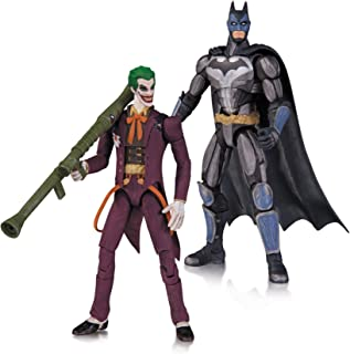 DC Collectibles Injustice Batman and The Joker 3.75  Action Figure (2-Pack  sc 1 st  Amazon.com & Amazon.com: DC Collectibles Injustice Deathstroke vs. Green Arrow ...