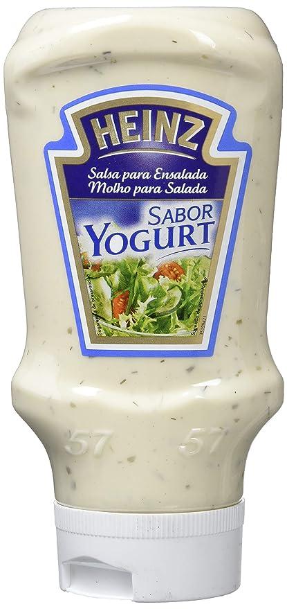 Heinz Salsa de Aderezo Yogurt - 395 gr