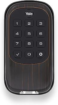Yale Security Real Living Keyless Push Button Deadbolt