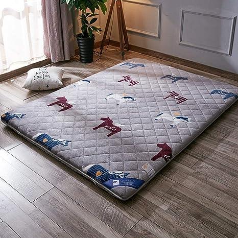 Amazon.com: ALXLX Tatami - Colchoneta de futón, suave ...