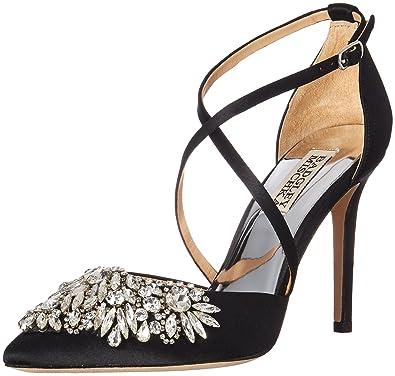 e595b232fbd5 Amazon.com  Badgley Mischka Women s Harlene Pump  Shoes