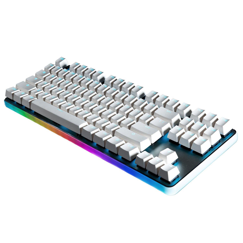 最新発見 GANSSメカニカルキーボード 赤軸 PRO ゲーミングキーボード 87キー B01M8N78L6 RGBバックライト G.S 赤軸 87 PRO [Cherry MX-RED Switch] B01M8N78L6, マックスジョイ:e3106de4 --- greaterbayx.co
