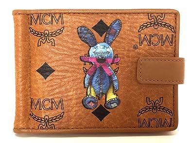 714eb7b73d28 Amazon | (エムシーエム) MCM マネークリップ 二つ折り 札入 財布 ...
