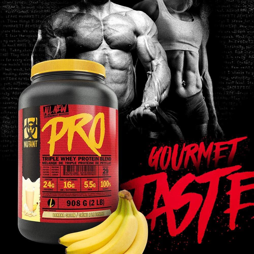 Mutant Pro Banana Cream - 908 gr
