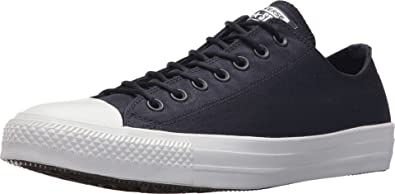 black and blue converse