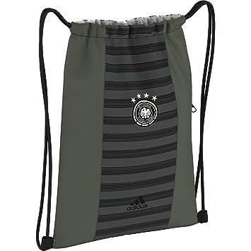 d3f2195ff0 2016-2017 Germany Adidas Legacy Gym Bag (White-Green)