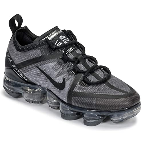 4027a57a197 Nike Air Vapormax 2019 Kids Big Kids Aj2616-001 Size 4 Black Black-
