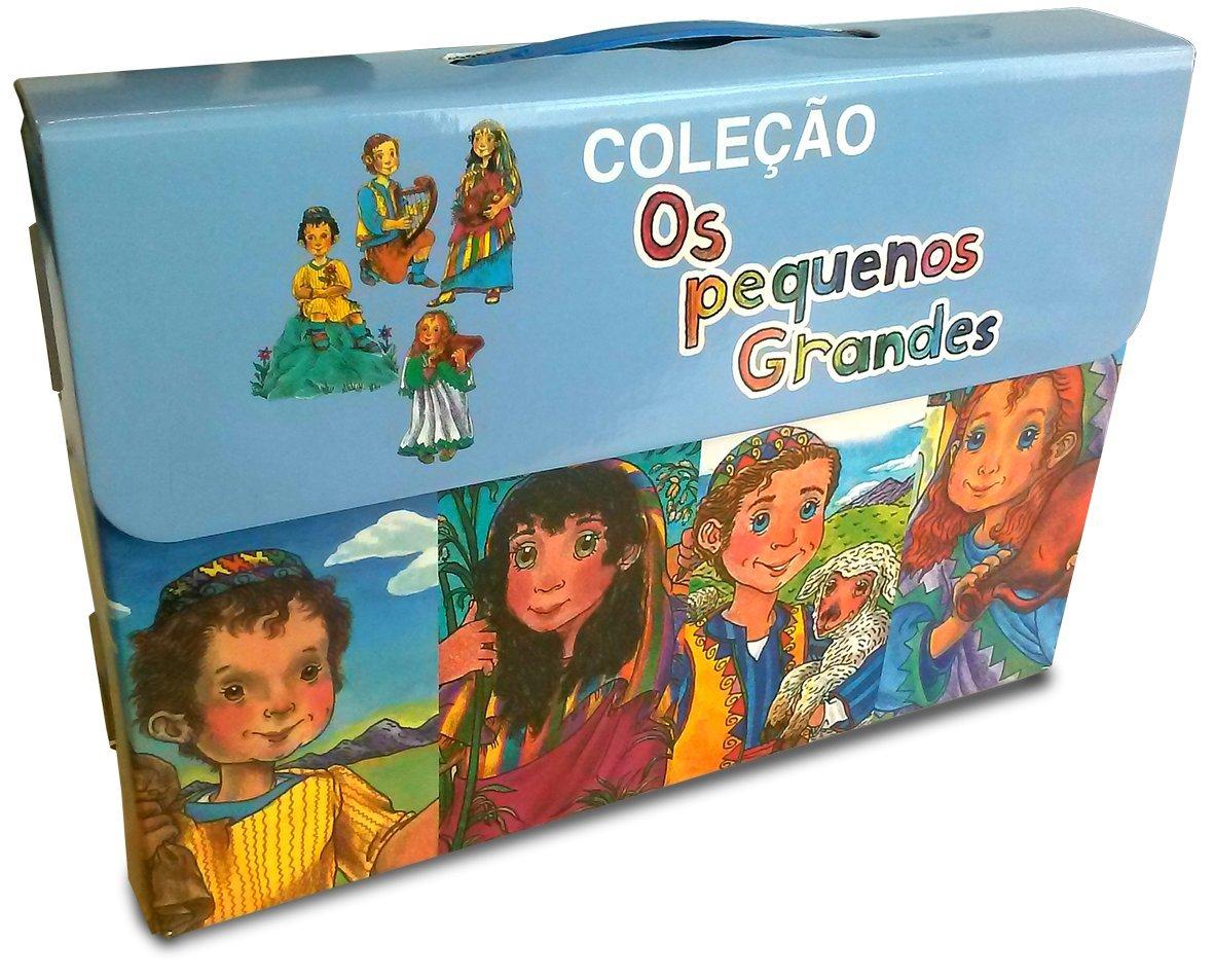 Coleção os Pequenos Grandes - 4 Volumes (Portuguese Brazilian) Paperback – 2015