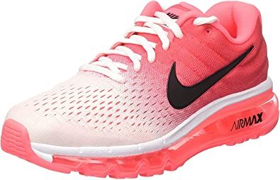 Resbaladizo Por favor mira Recuperar  Amazon.com | Women's Nike Air Max 2017 Running Shoe | Road Running
