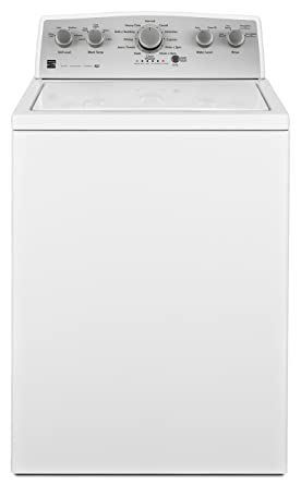 kenmore 28132. kenmore 4.2 cu. ft. top load washer in white, includes delivery and hookup 28132 1