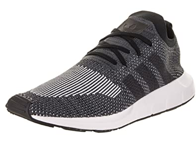 c7db41375 adidas Swift Run Primeknit in Black Grey